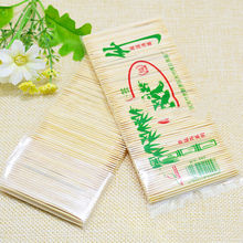 1Pack Bamboo Toothpicks Oral Wooden Tooth Pick Care(China)