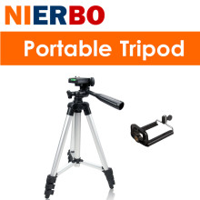 Universal Portable Tripod + Clip Professional Camera Tripod Phone Holder Camera Accessories Travel Outdoor Photographic Selfie