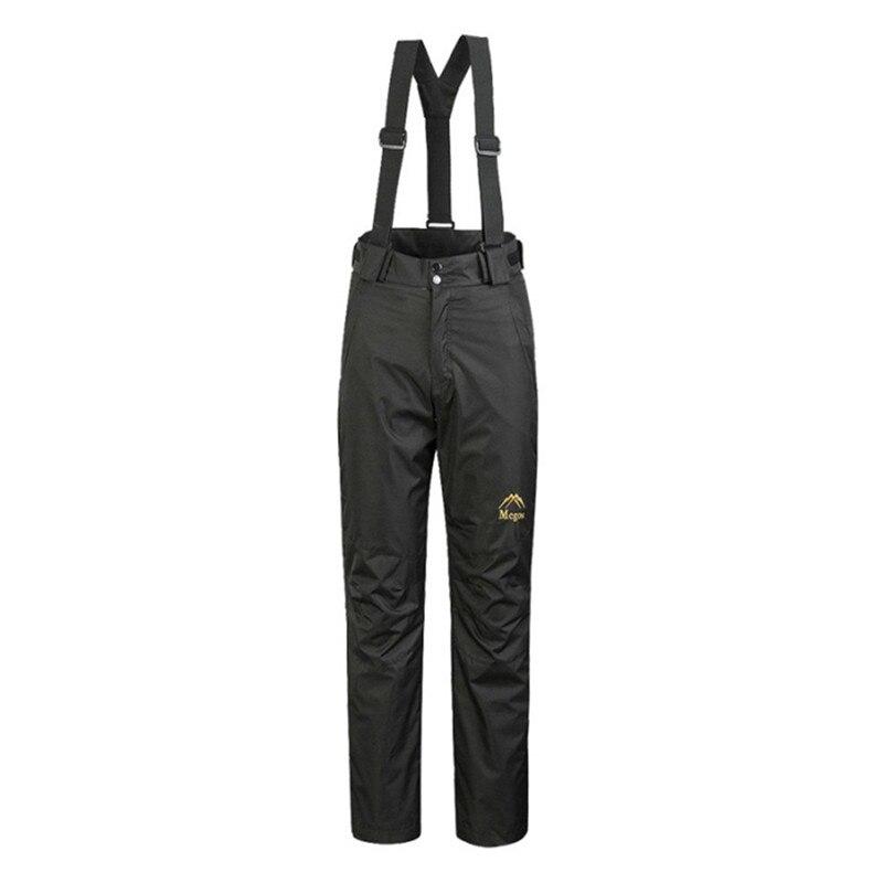 Germany Ski pants men women waterproof snowboard pants sweatpants outdoor snow hiking trousers nieve skiing warm winter pants<br>