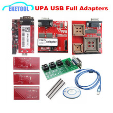 2017 New ECU Programming UPA-USB V1.3 OBD2 Serial Programmer UPA USB Full Adapters EEPROM&MICROCHIP 1Year Warranty Fast Shipping