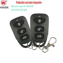 SK029 HyundaiStyle No. A fixe code copy remote for SK-668 remote master/lock smith tool/digital counter(China)