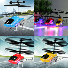 High Quality QF966 2.5CH Mini RC helicopter Radio Remote Control Aircraft Micro 2.5 Channel for Kid Toys Wholesale Free Shipping