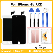 For iPhone 6S LCD With 3D Force Touch Screen Assembly Replacement High Quality LCD Display For iPhone 6 6s Plus