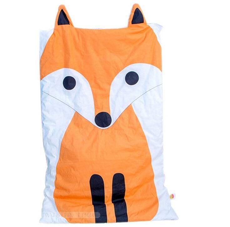 hot  Baby Blanket Cute fox and cat  For Bed Sofa Cobertores Mantas BedSpread Bath Towels Play Mat<br><br>Aliexpress