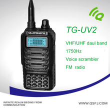 Abbree TG-UV2 Military Walkie Talkie 5W Power 2000mAh Battery High Quality Professional Two Way Radio TGUV2