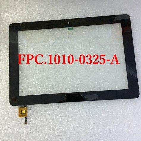 10.1 Inch FPC.1010-0325-A 101061-01A-V1  pmp5101d3g quad DNS AirTab P100QW  Tablet Touch screen panel Digitizer Glass Sensor<br>