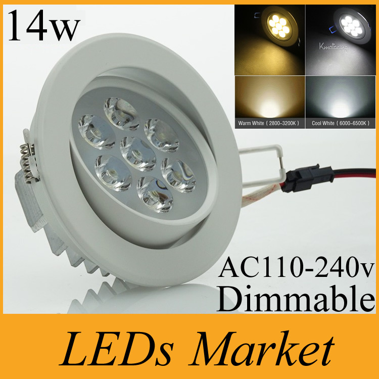 results of led downlighter promotion in