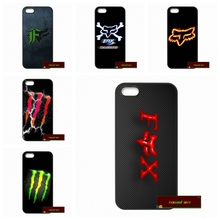 Phone Cases Cover For iPhone 4 4S 5 5S 5C SE 6 6S 7 Plus 4.7 5.5 Sport Extreme Fox Racing Case Cover