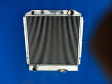 NEW Aluminum Radiator FOR For 3 Row FORD Mustang V8 ENGINE 5.0L 1964-1966 64 65 66 Aluminum Radiator(China)