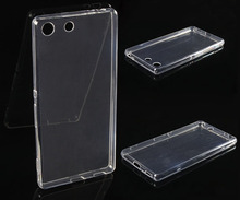 Fundas For Sony Xperia M5 E5603 E5606 E5653 Super Transparent Clear Ultra-Slim Silicon TPU Soft Phone Case Back Cover Skin Shell
