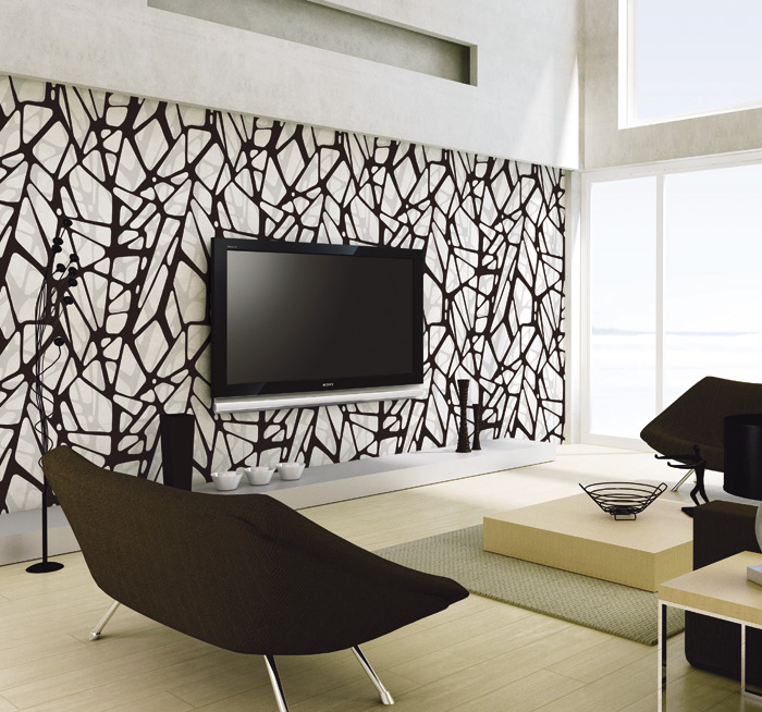 New  Waterproof papel de parede Modern Abstract TV Background 3d behang for Living Room 3d wallpaper Household Wall paper Roll<br>