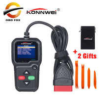 Konnwei KW680 code reader scanner Multi-language full obd2 function kw 680 In Russian Gas Diesel car diagnostic tool(China)