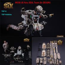 Estartek Mini Times Toys 1/6 M006 US Navy Seals Six HALO+Dog Collection 12 Inch Action Figure New Box