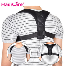 Posture Correct Belt Corset Back Corrector Clavicle Support Slouching Corrective Posture Correction Spine Braces Supports(China)
