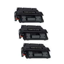 Compatible for 27A 27X C4127A C4127X C4127 X (3-Pack Black) Toner Cartridge for HP Laser Jet 4000/4000N/4000T/4050/4050N