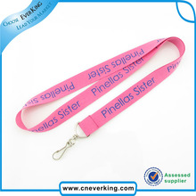 Free shipping 100pcs/lot Cheap custom lanyards with logo printing