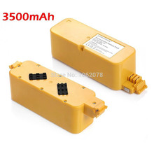 Vacuum Battery APS For iRobot Room-ba 400 405 410 415 416 418 Series 4000 4100 4105 4110 4210 4130 4232 4905 4188  14.4V 3500mAh