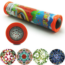 Kaleidoscope Children's Toys Children Educational Science Toy Classic Toys Large Twisting Kaleidoscopes Rotating S13(China)