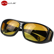 Yellow Night Driving HD Vision Sunglasses Men Over Wrap Around Glasses Sun glasses Male UV400 Protective Eyewear Goggles