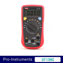 UNI-T UT136C Auto range unit multimeter voltmeter ammeter multimeter digital