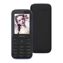 Original IPRO Big Keyboard 2.4 Inch Dual Card Slot GSM Unlocked Mobile Phone With English Russian Spanish Cell Telephone Celular(China)