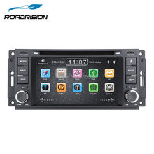 Car DVD GPS Navigation Autoradio stereo headunit Multimedia Automotive for Dodge Avenger Challenger Journey Caliber with Canbus