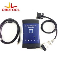 1 Pcs/lot Auto Scanner MDI Multiple Diagnostic Interface MDI Diagnostic Tool With Multi-Language Without Software without Wifi(China)