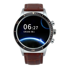 Your Time Machine! Sporch Y3 1.39 inch Android 5.1 Smartwatch Phone MTK6580 1.3GHz Quad Core 4GB ROM Pedometer Bluetooth(China)