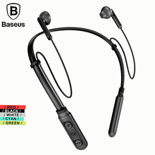 Baseus S16 Bluetooth earphone wireless earphones with Mic for mobile phone bluetooth sport Headphones fone de ouvido auriculares(China)