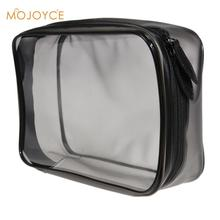Environmental Protection PVC Transparent Cosmetic Bag Women Travel Make up Toiletry Bags Makeup Organizer Case Make Up Bag Blosa(China)