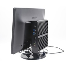 Hystou Desktop Computers Kaby Lake i7 7500u With DDR4 Memory Powerful Fanless Mini PC Mini Computer Support Linux Mini PC(China)