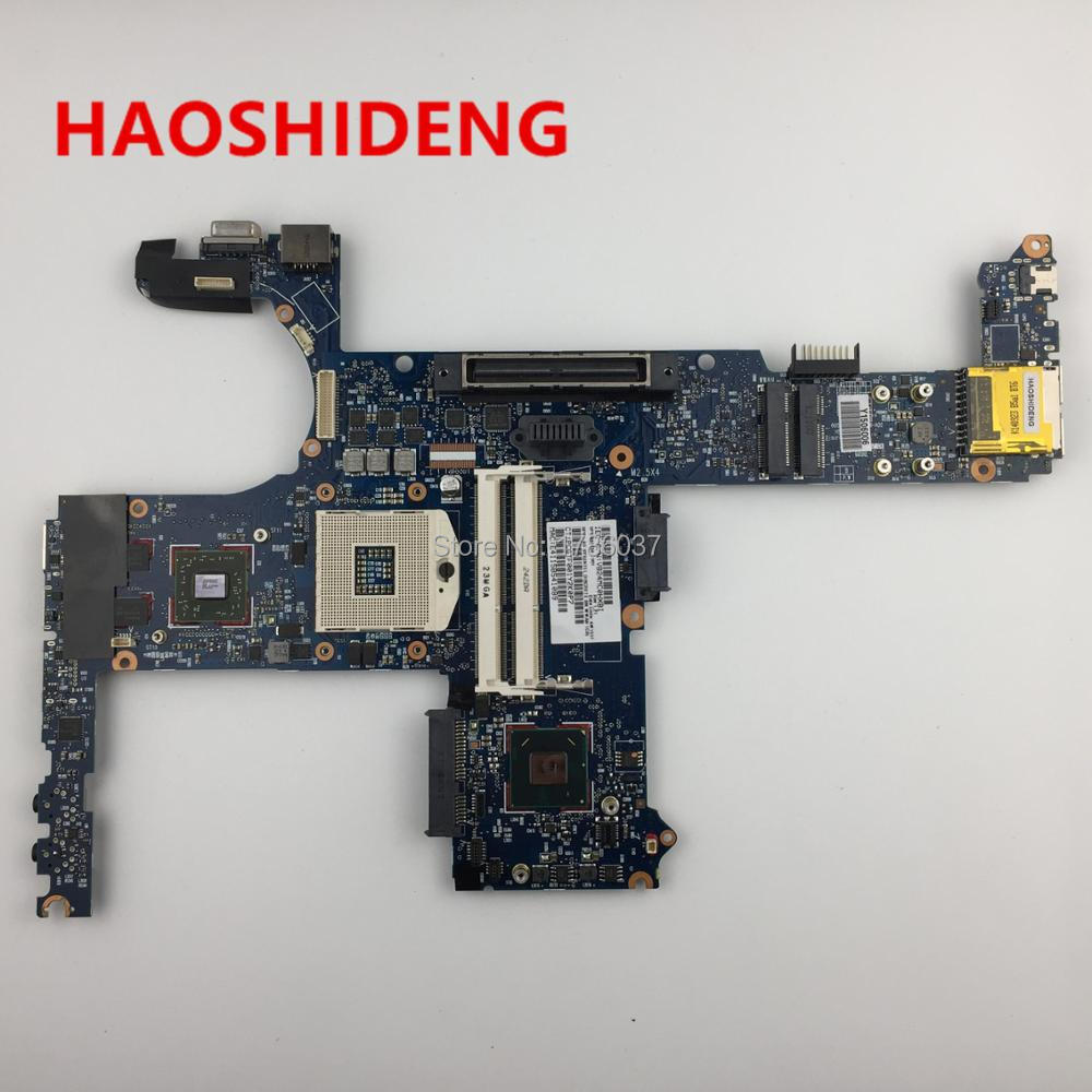 642754-001 6050A2398501-MB-A02 For HP EliteBook 8460P 6460B Laptop Motherboard.All functions fully Tested!