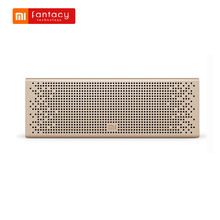 Original Xiaomi Mi Bluetooth Speaker Portable Wireless Call Metal Body Handsfree Stereo Subwoofer USB Music MP3 Player(China)