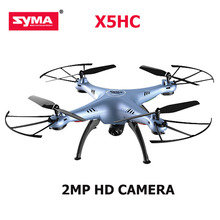 Original SYMA X5HC rc quadcopter with 2MP HD Camera Drone dron Altitude Hold 4CH 6 Axis Gyro Quadcopter toys rc helicopter syma