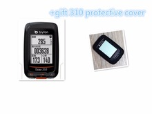 Bryton Rider 310 GPS bike bicycle cycling wireless computer speedometer Heart Rate Monitor Cadence Sensor(China)