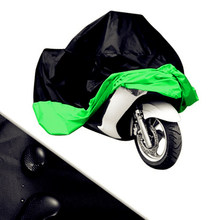 Moto Cover Motorcycle Electric Bicycle Covers Motor Rain Coat Waterproof Suitable for All Motors