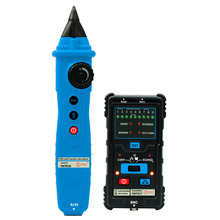 FWT01 network LAN Ethernet Wire Tracker Finder Telephone Line Cable Tester RJ45(China)