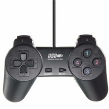 USB 2.0 Wired Gamepad PC controller Joystick Joypad Game Controller for PC Laptop Computer for WIN9X/2000/XP/VISTA