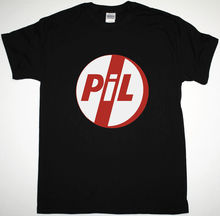 PIL PUBLIC IMAGE LIMITED LOGO POST PUNK ALTERNATIVE JOHN LYDON NEW BLACK T-SHIRT 2017 Brand T Shirt Men Fashion(China)