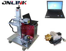 Best selling EZCAD software stainless steel marking laser marking machine with CE(China)