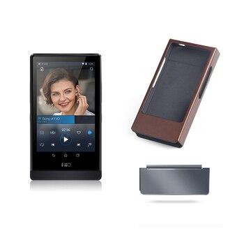 FiiO Hi-Res Music Player X7 + Amplifier Module AM2+Leather Case LC-X7A