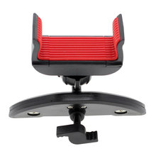 Practical Universal 360 Degree Rotating Car CD Slot Mount Phone Holder Stand Bracket(China)