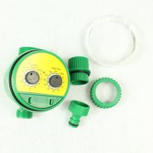 Garden Watering Timer Ball Valve Automatic Electronic Water Timer Home Garden Irrigation Timer Controller System(China)