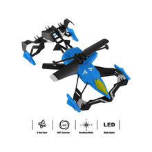 Buy Quadcopter Car Toys Remote Control 2 1 Air-Ground Flying Car RC Drone Quadcopter 3D Flip Children Toys Bithday Gift for $17.90 in AliExpress store