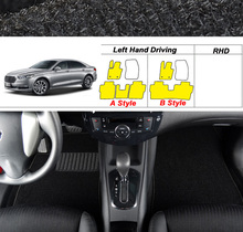 Perfect Fitted For Ford Taurus 2016 High Quality Comfortable Auto Carpet Mats Anti-slip Car Floor Mats(China)