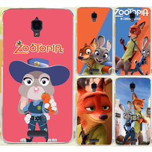 Cases Capa For Lenovo S660 Moblie Phone Case Sleeve High quality New Perfect Design Zootopia Hood Cover Shell