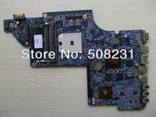 Wholesale 650854-001 laptop motherboard for HP DV6 DV6-6000 laptop , 100% Tested and guaranteed in good working condition!!