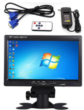 7inch TFT LCD Bright Color HDMI Interface TFT LCD AV VGA Car Monitor(China)