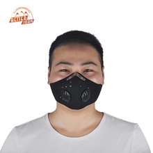 Outdoor Sport Bicycle Riding Face Mask Cycling Nylon Anti Dust Motorcycle ATV Ski Half Filter Dustproof Mouth-muffle 3 Colors