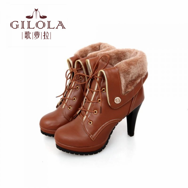 size 34-43 new ankle high keep warm snow women boots autumn womens boots winter shoes woman best #Y3208443F<br><br>Aliexpress